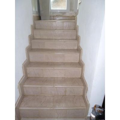 Baldosas para escaleras rusticas tipo laja san luis en for Baldosas para escaleras