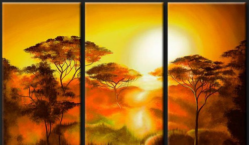 Imagenes de paisajes en cuadros imagui for Imagenes cuadros modernos