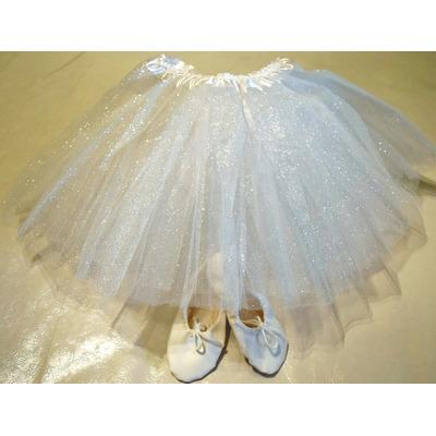 edfddb5ed Tutu Tul Ballet Con Cintura Raso Todos Los Colores   Soko Deportes