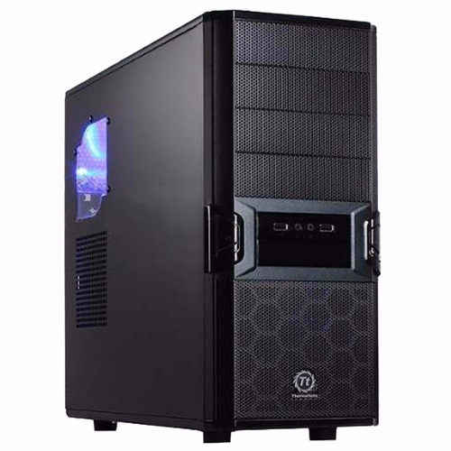 Gabinete Thermaltake V3 Black Edition Gamer Vl80001w2z