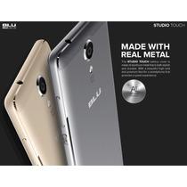 Comprar Celular Blu Studio Touch 4g Lte Lector Huella 8mp Libre Gtia