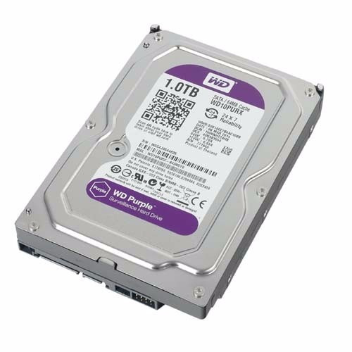 Disco Rigido 1tb Purple Western Digital Dvr Seguridad