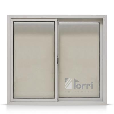 Oferta ventana aluminio blanco herrero 150x100 con vidrio for Aberturas de aluminio en rosario santa fe precios