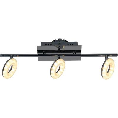 aplique led 3 luces oferta iluminacion marca candil garantia