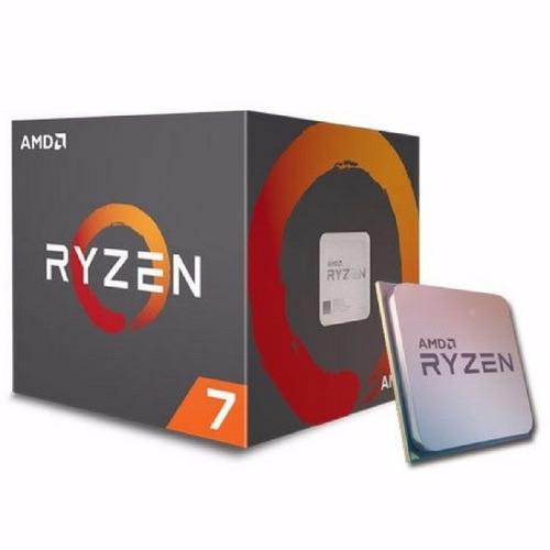 Micro Procesador Amd Ryzen 7 1700x 3.8ghz Am4 S/cooler