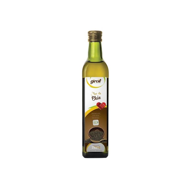 Oleo de Chia - 250ml Giroil