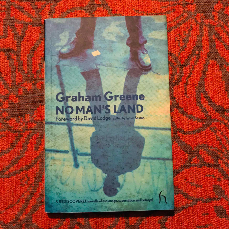 Graham Greene. NO MAN'S LAND.