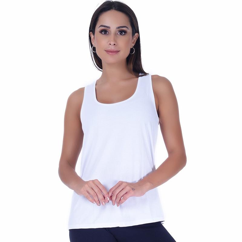 Regata Summer Soul Fitness Branco