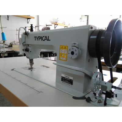 Maquina De Coser Recta Doble Arrastre Typical Gc-0303