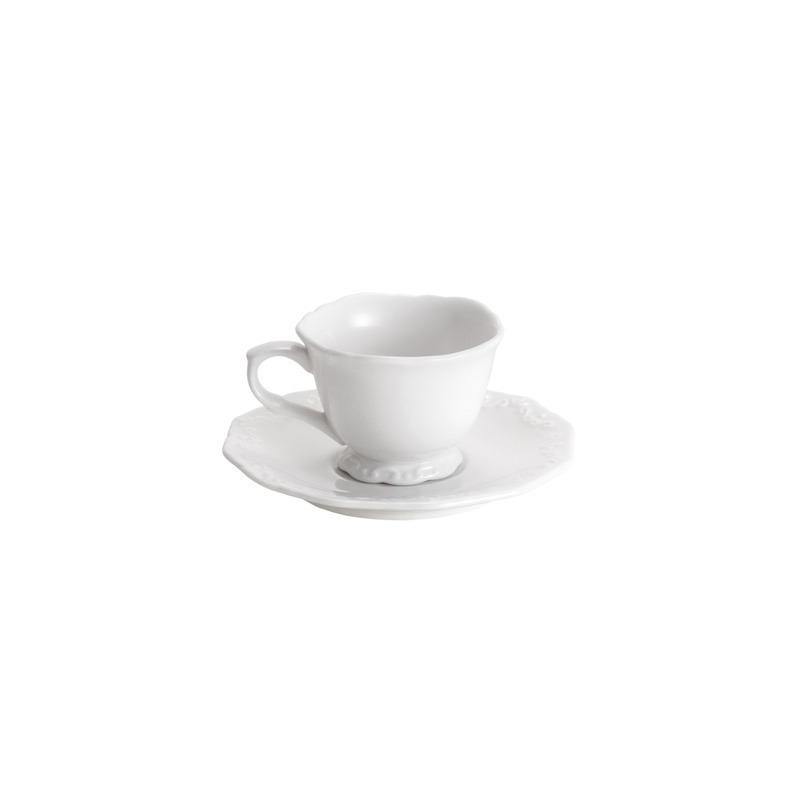 Jogo 6 Xícaras de Café  100 ml 31025092