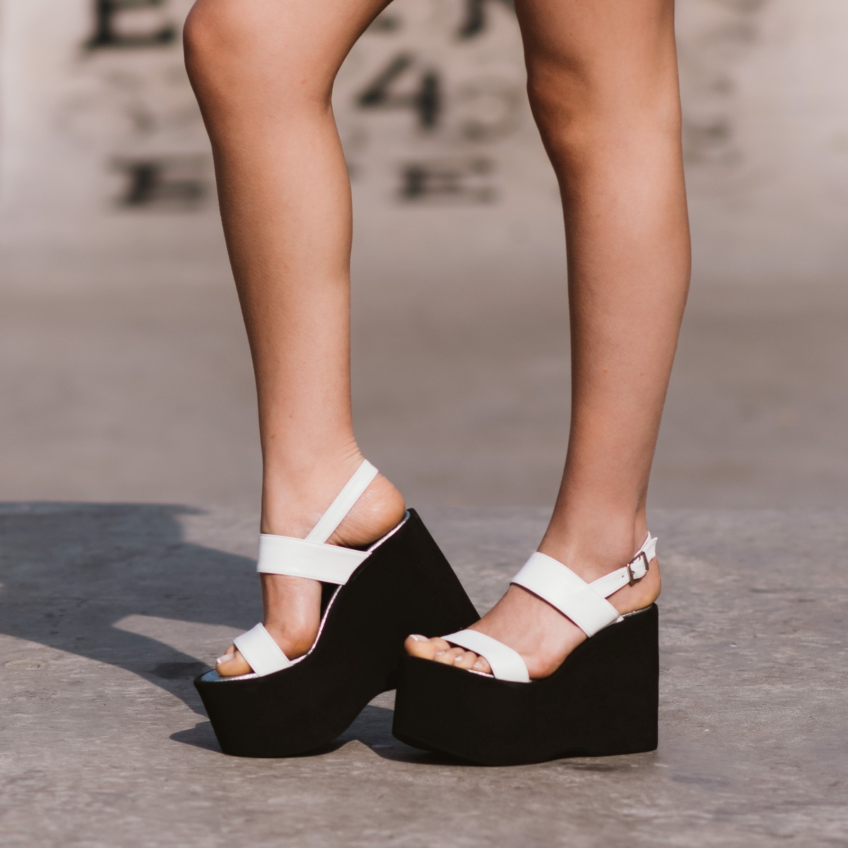 Sandalia 953 Blanco