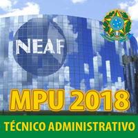 Curso Revisão por Itens Cespe MPU Técnico Administrativo Noções de Administração