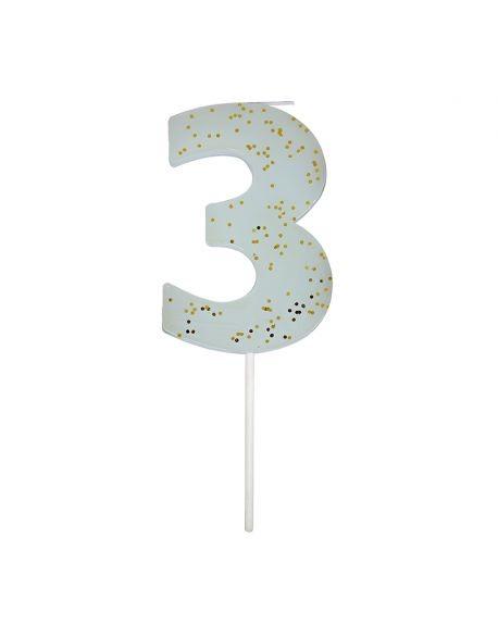Vela Numero 3