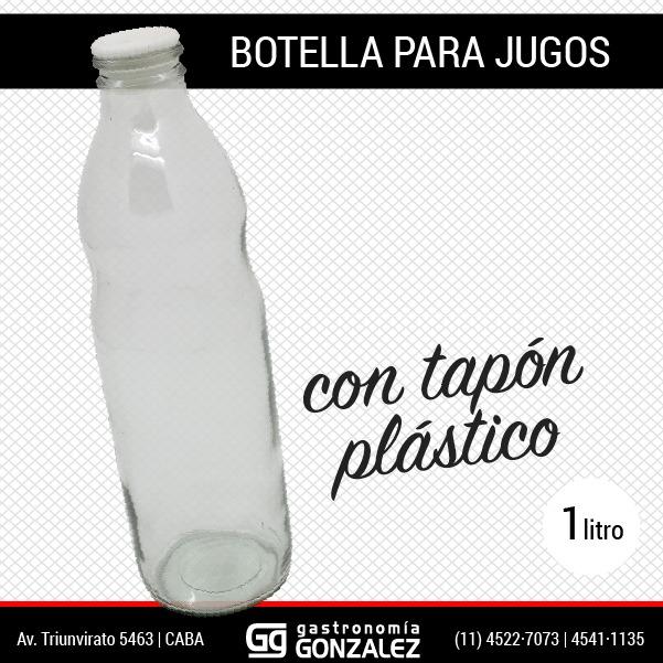 Botella para Jugos