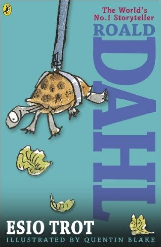 Esio Trot de Roald Dahl - Ed Puffin