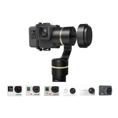 Gimbal Estabilizador de Mão para  Sportcam/actioncam Gopro/Sony/ FeiyuTech G5