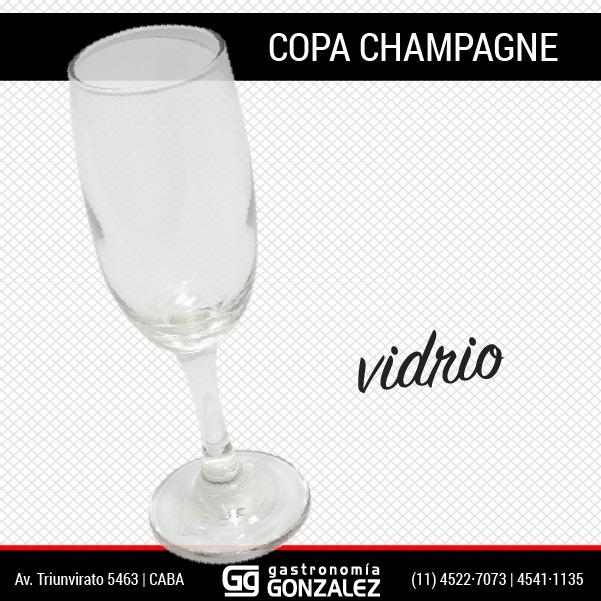 Copa de Champagne Cristar