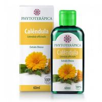 Oleo Vegetal de Calendula - Phytoterapica 60ml