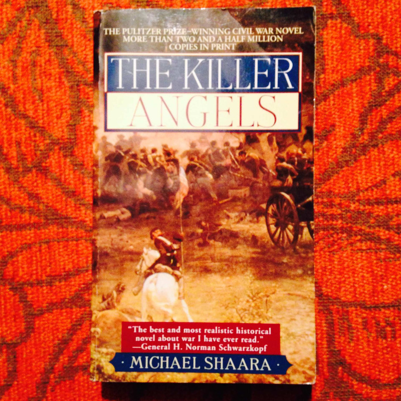 Michael Shaara. THE KILLER ANGEL.