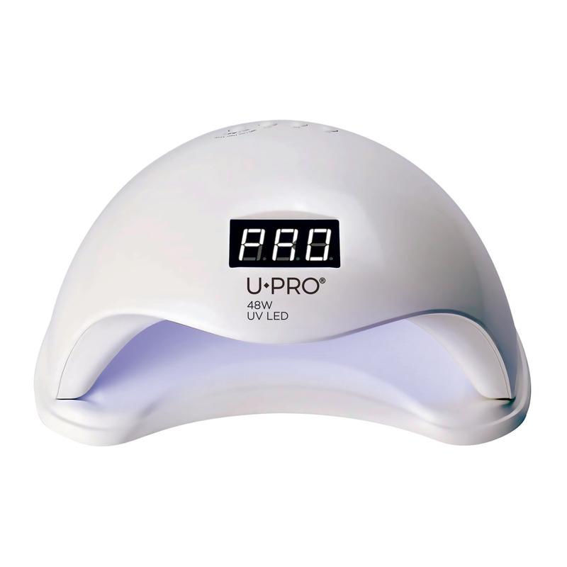 Combo U·PRO X22 + 4 Base y 4 Top Coat + Nail Lamp