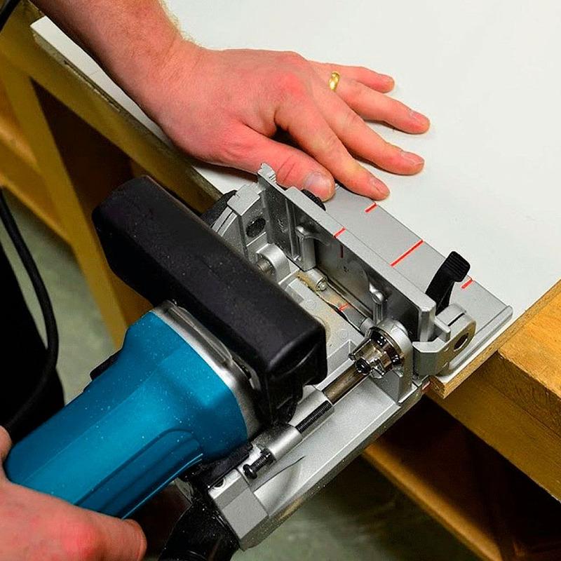 """Fresadora de Junção 100 mm (4"""") 710 Watts - PJ7000 - Makita"""