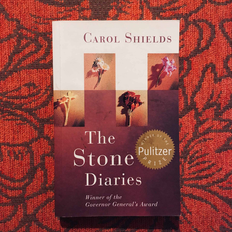 Carol Shields. THE STONE DIARIES.