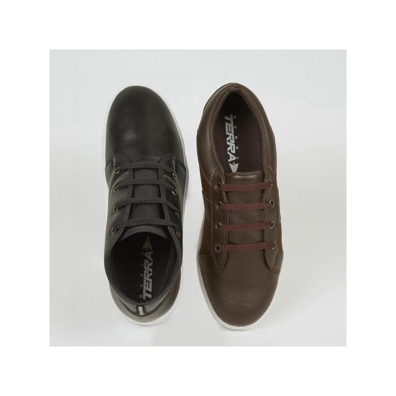 Combo sneakers café 018716