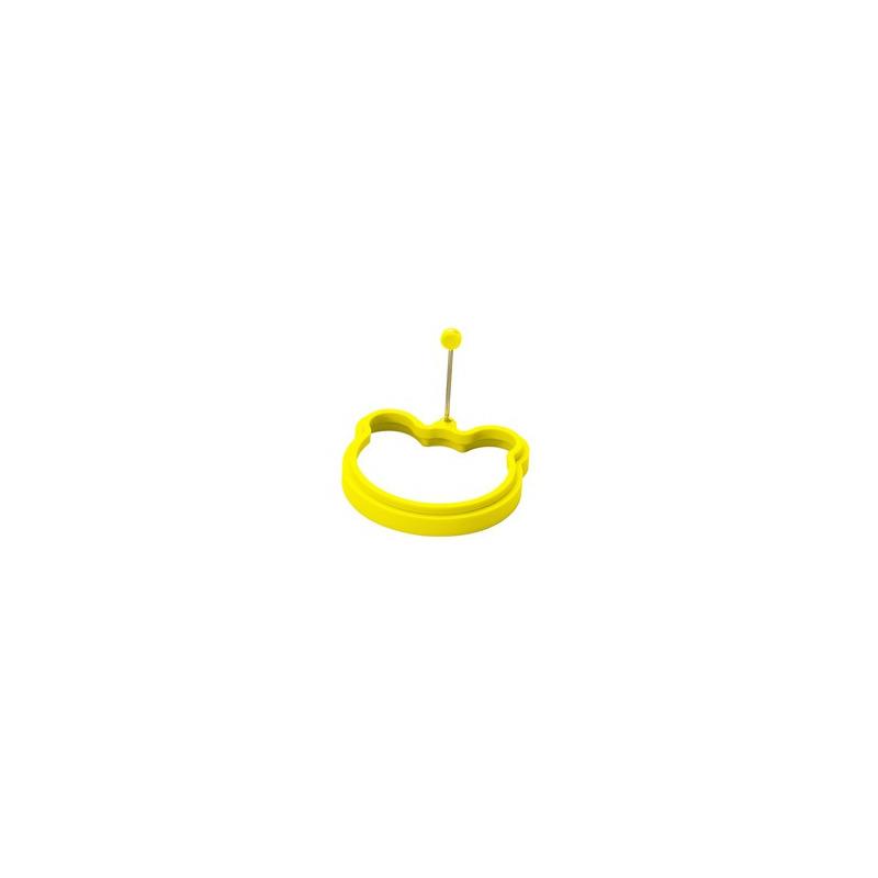 Forma de Silicone para Ovos Em Forma de Urso 4106073