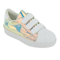 Sneakers Blanco Brillante 014656
