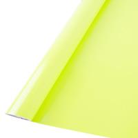 Vinil adesivo Goldmax verde limão larg. 1,22 m