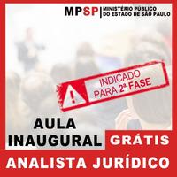 Aulão MP SP Analista Jurídico 2018 - Direitos Constitucional e Administrativo