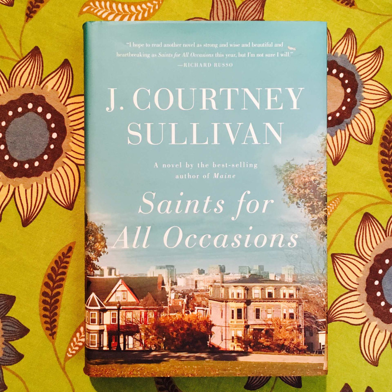 J. Courtney Sullivan. SAINTS FOR ALL OCCASIONS.
