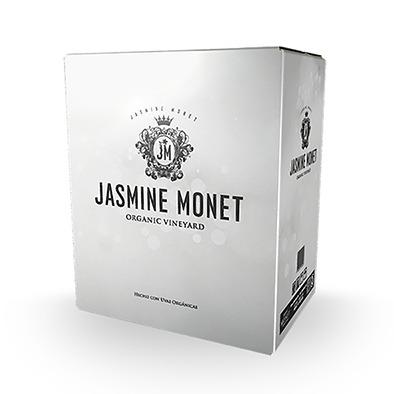 JASMINE MONET - WHITE Limited (caja X 6)