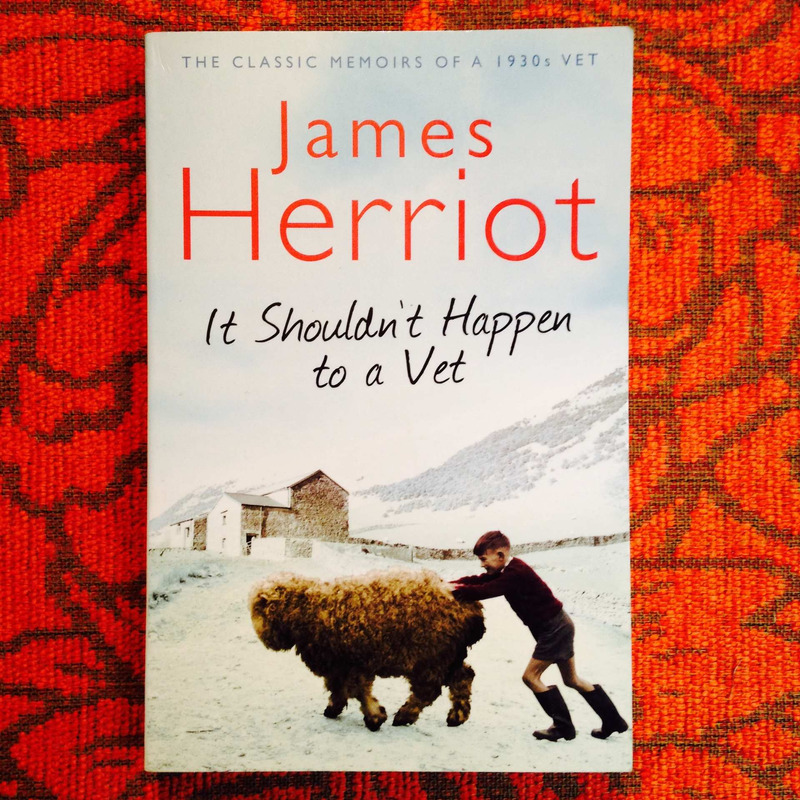 James Herriot.  IT SHOULDN'T HAPPEN TO A VET.