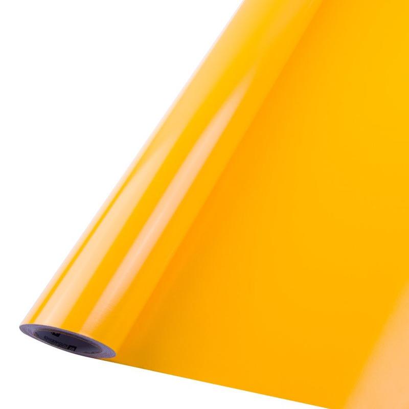 Adesivo vinil Goldmax amarelo ouro larg. 0,61 m