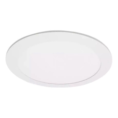 Pack X 10 Plafon Led 18w Panel Embutir Techo Garantia