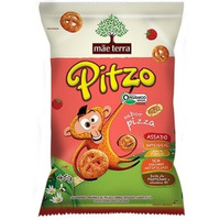 Salgadinho Organico - Pitzo - 45g - Mae Terra