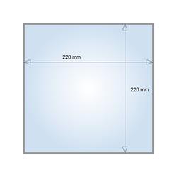 Vidrio Cama Caliente Anet A6 / Anet A8