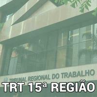 Dia D TRT 15 Matérias de Direito Comuns a todos os Cargos