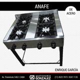 Anafe 6 Hornallas Enrique García