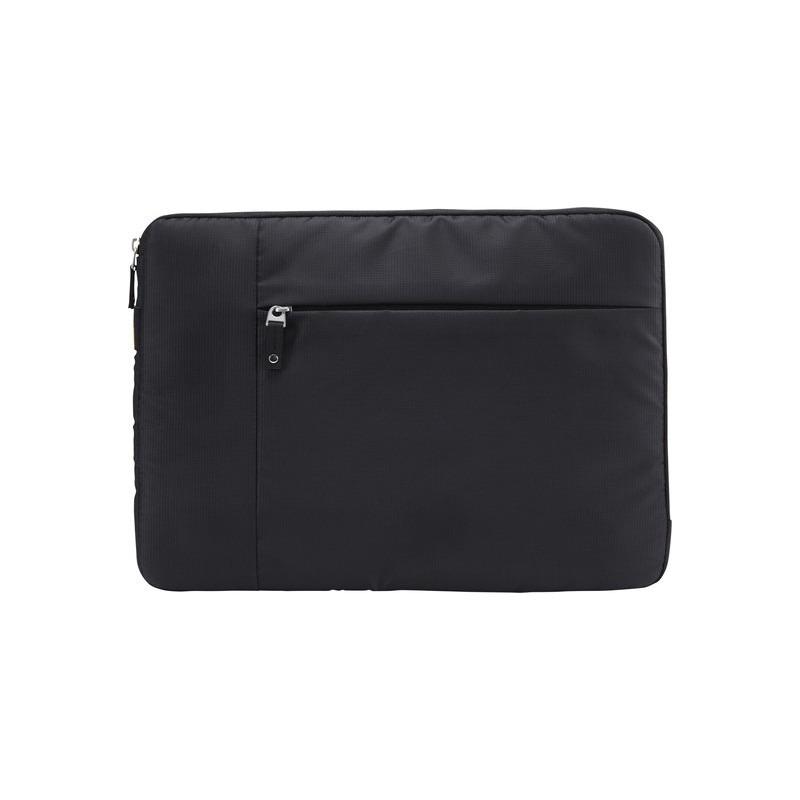 """Case Logic Sleeve TS-115 Preta Para Notebooks Até 15"""" 9166"""
