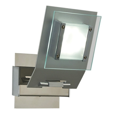 Aplique Pared De 1 Luz Led Integrado 12w Deco Iluminacion