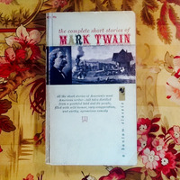 Mark Twain.  THE COMPLETE SHORT STORIES.