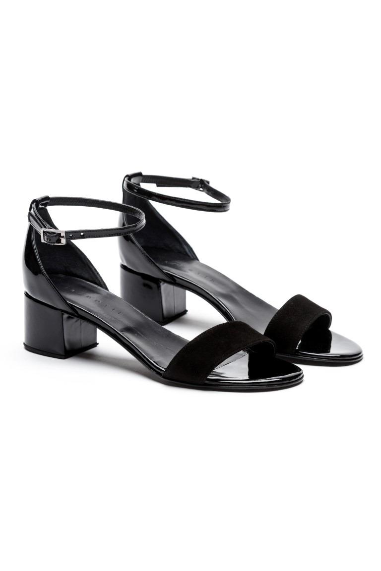 Sandalia Celine negra/ Xmas Sale 30% Off