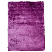 Tapete Gold Shaggy Cor 06 Lilas 0,50X1,00 Lilas- Edx Tapetes
