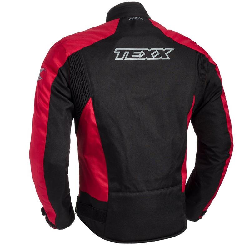 Jaqueta Texx Ronin Vermelho Impermeável