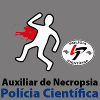 SPTC - Polícia Científica - Auxiliar de Necropsia - Língua Portuguesa