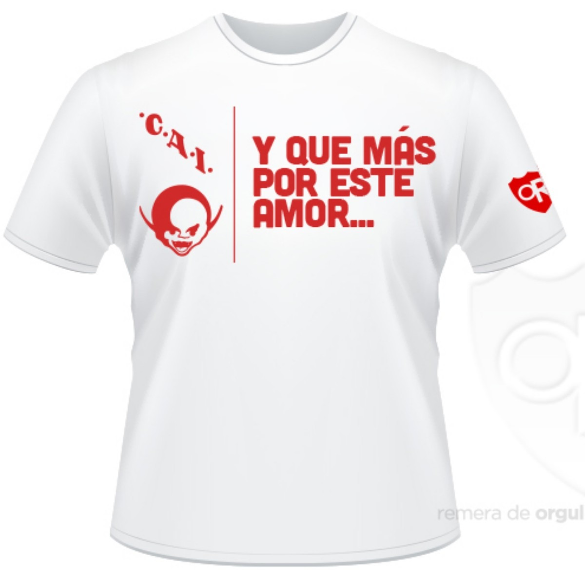 """Rock and Rojo """"Y que más por este amor"""""""