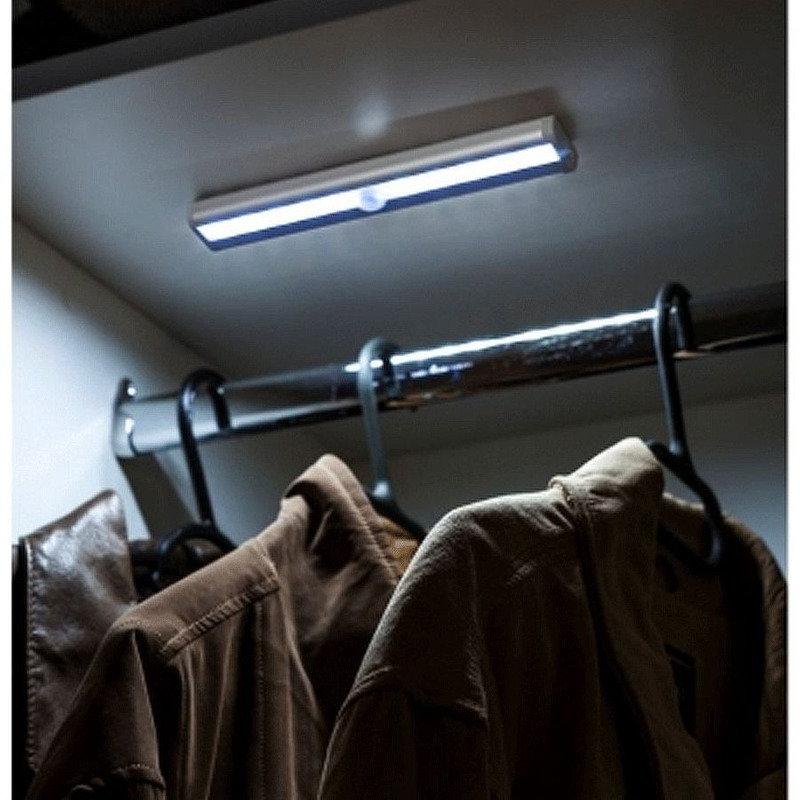 Luz Led Fixação 3M SMART LED 350mm a Bateria - 36.503.692 - Renna Soluções