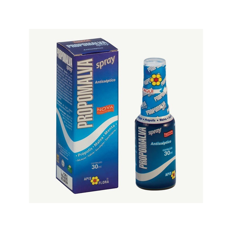 Propomalva Spray Antisseptico - 30ml - Apis Flora